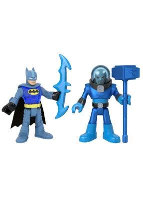 Batman Imaginext Dc Super Friends Ve Mr.freeze Figür