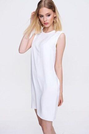 VOLT CLOTHİNG Kadın Beyaz Ayrobin Ceket Içi Içlik