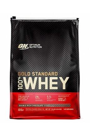 Optimum Nutrition Optimum Gold Standard Whey Protein Tozu 4540 Gr Çikolata Aromalı
