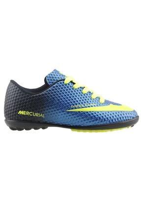 Walked Mavi Sarı Erkek Halı Saha Ayakkabı&krampon 19sezaywal00001