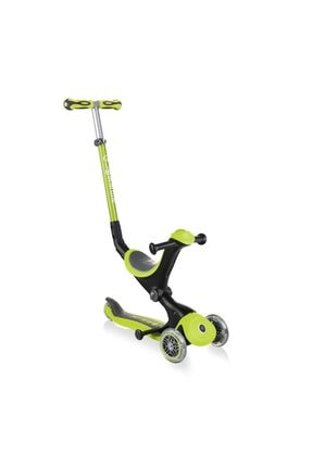 Globber Yeşil Go Up Deluxe Scooter