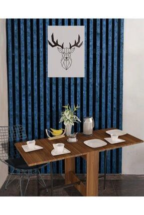 N Süper Portatif Katlanabilir Taşınabilir Yemek Masası Açılır Kapanır Masa Bahçe Masası Ceviz Masa