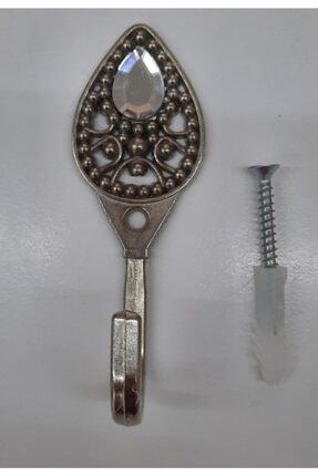 perdeeviyasemin Fon Perde Askı Aparatı Renso Perde Kancası 1 Ad Fıyatıdır Renk Gümüş