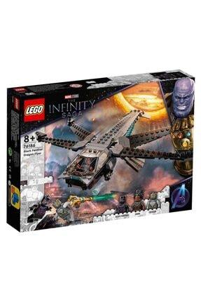 LEGO Marvel Black Panther Ejderha Uçağı 76186