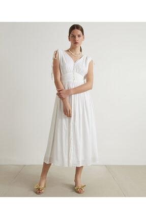 İpekyol Büzgü Detay Elbise