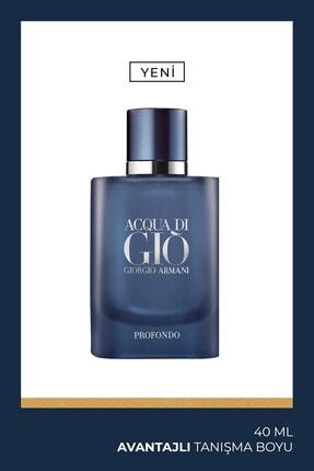 Giorgio Armani Acqua Di Gio Profondo Erkek Eau De Parfum 40 ml 3614272865211