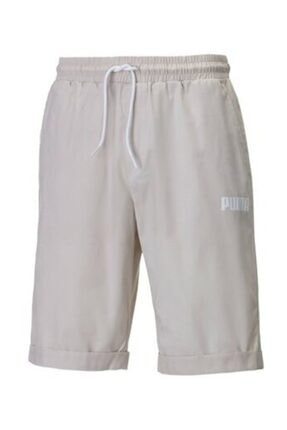 Puma Erkek Spor Şort - Chino Shorts Oatmeal - 58813702
