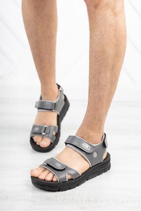 Muya 98058 Cırtlı Erkek Sandalet