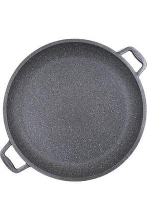 ThermoAD Döküm Granit Gözleme Tavası 36 Cm Gri