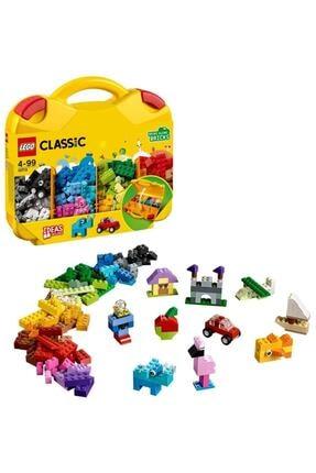 LEGO Classic 10713 Yaratıcı Çanta   4+ Yaş Çocuk Oyuncak Hediye Yapım Parçaları (213 Parça)