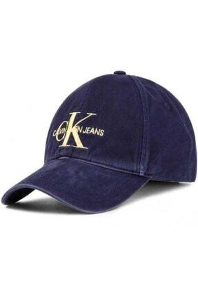 Calvin Klein Ck Unisex Lacivert Şapka