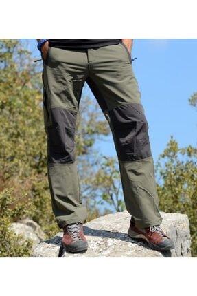 High Mountain Nepal Yeşil Antrasit Bambu Pantolon L