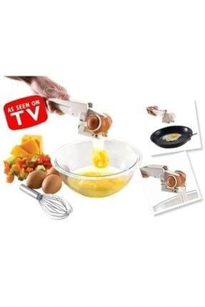 Skygo Ez Cracker Yumurta Kırma Ve Sarı Ayırma Makinası