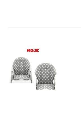 Moje Mama Sandalyesi Kılıfı – Gri