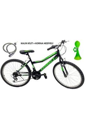 UMUT BİSİKLET 26 Jant Umut Klasik Spor Bisiklet 21 Vites Yeşil
