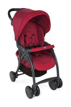 Chicco Simplicity Plus Top Bebek Arabası Scarlet