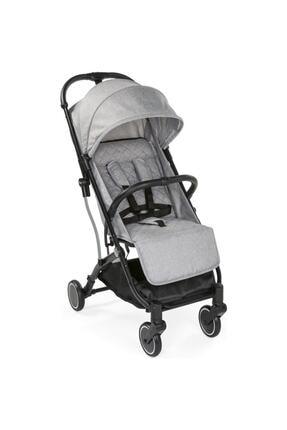 Chicco Trolley Me Bebek Arabası Light Grey
