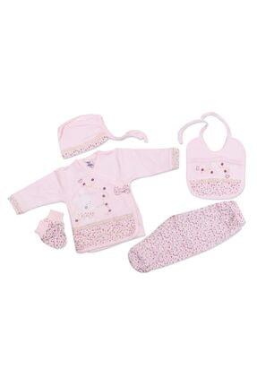 Chicco Gaye Bebe 5'li Hastane Çıkışı - Tavşan Pembe