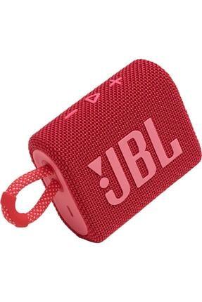 JBL Kırmızı Go 3 Taşınabilir Bluetooth Hoparlör