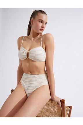 Koton Yüksel Bel Bikini Alti