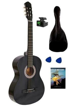 Nano Müzik Gitar Set, Tam Boy Klasik Gitarı Seti ,gitar, Kılıf, Akort Cihazı, Eğitim Kitabı Ve Pena