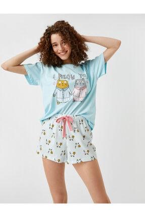 Koton Pyjamas Knıt Sets
