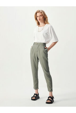 Ltb Temocı Agava Green Wash Pantolon