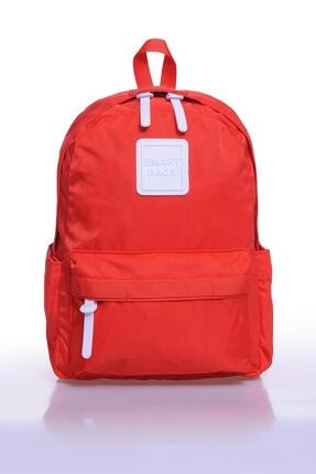 SMART BAGS Smb6010-0019 Kırmızı Kadın Sırt Çantası