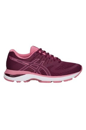 Asics Kadın Bordo Koşu Ayakkabısı