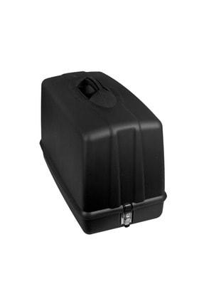 SİNGER Tüm Yeni Tip Dikiş Makinelerine Uygun Taşıma Kabı Ve Koruma Çantası (siyah Renk) 202p