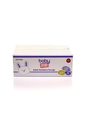 Baby&Me Temizleme Pamuğu 15x60 Adet