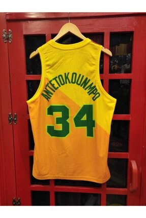 TEEMOOD PIRATE PARROT Bucks Basketbol Forma