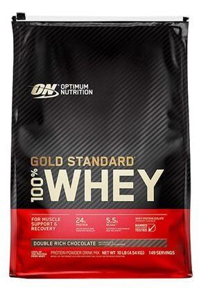 Optimum Nutrition Standard Whey Protein Tozu 4540 G - Çikolata Aromalı