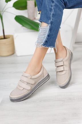 Diego Carlotti Hakiki Deri Kadın Günlük Ayakkabı Dd3350