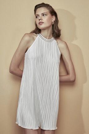 Penti Kar Beyaz Bridal Unique Elbise