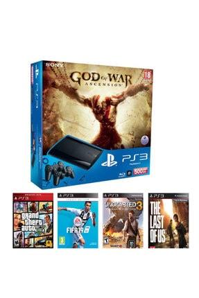 Sony Super Slim Teşhir PS3 500 gb