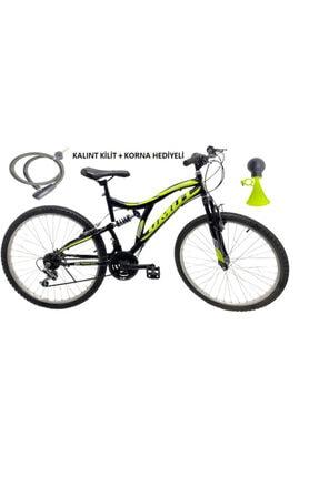 UMUT BİSİKLET Sarı Umut Çift Amortisör Bisiklet 26 Jant