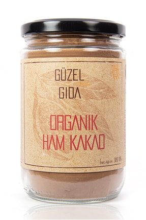Güzel Gıda Organik Ham Kakao 320 gr