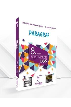 Karekök Yayınları 8.Sınıf Lgs Paragraf Soru Bankası Yeni