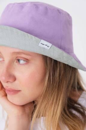 Addax Çift Taraflı Bucket Şapka Şpk1053 - E2