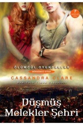 Artemis Yayınları Düşmüş Melekler Şehri; Ölümcül Oyuncaklar 4. Kitap