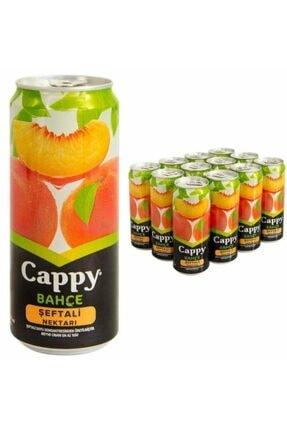 Cappy Meyve Suyu Şeftali Kutu 330 Ml (12 Adet)
