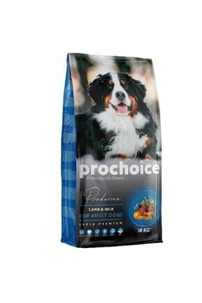 ProChoice Pro Choice Proderma Kuzu Etli Yetişkin Köpek Maması 18 kg