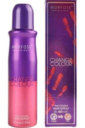 Morfose Change Colour Waterproof Mor-pembe Isıyla Değişen