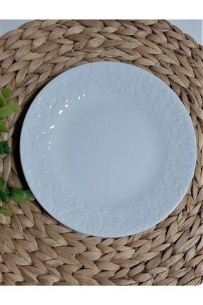 Güral Porselen Rene Model 6 Adet Pasta Tabağı