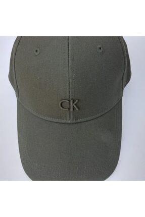 Calvin Klein Ck Yeşil Unisex Şapka