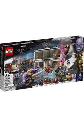 LEGO 76192 Marvel Avengers: Endgame Son Savaş
