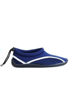 DİGGO Alt Tabanı Kalın Mavi Deniz Ayakkabısı