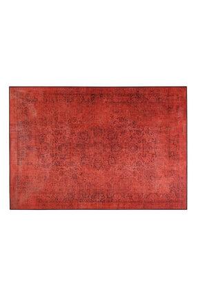 English Home Mont Blanc Basic Jakarlı Halı 120x180 Cm Kırmızı