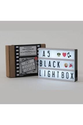 Mastered Lightbox Işıklı Pano A5